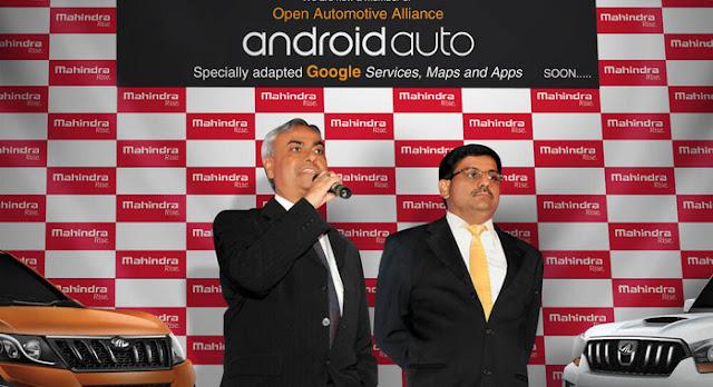 Mahindra joins Open Automotive Alliance