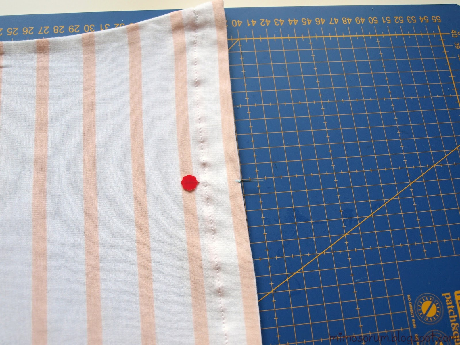 Make a dress with a Shirt. Mimosorum