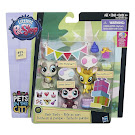 Littlest Pet Shop 3-pack Scenery Banana Babaco (#91) Pet