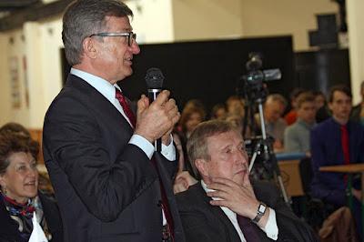 Сергей Тарута и Михаил Згуровский