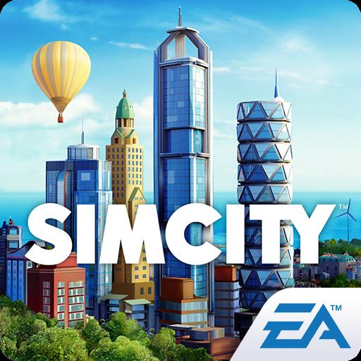 تحميل لعبه SimCity BuildIt مهكره اخر اصدار