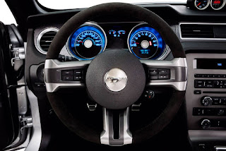Fitur Mobil Ford Mustang