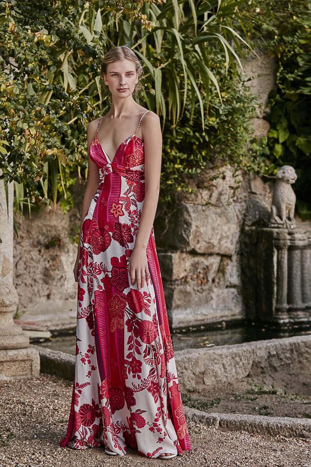 vestido invitada perfecta boda comunion graduacion dolores promesas