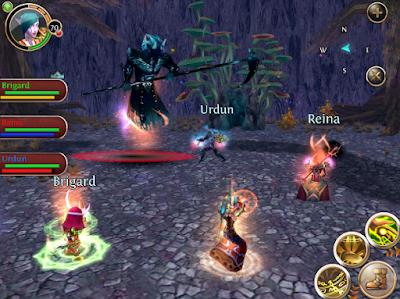 Game Order Chaos Online Mod Apk