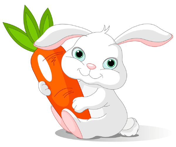 Bunny and Carrot