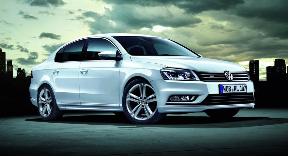 VW Could Spice Up Passat Range With Sportier Variant