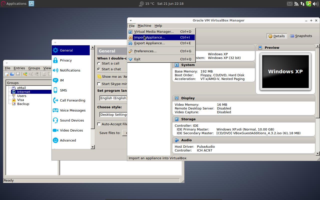 Don't Surf in the Nude!: GUIs broken in Debian Jessie