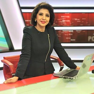 Aditi Tyagi, Zee News: Profile, Husband and Family