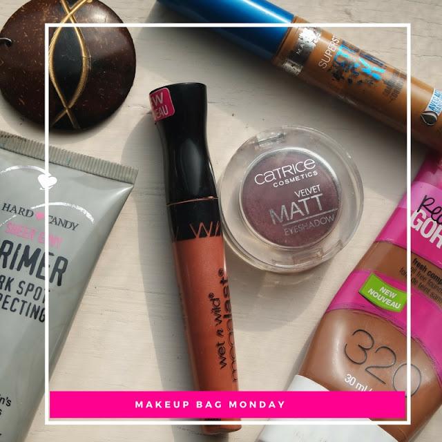 makeup bag monday