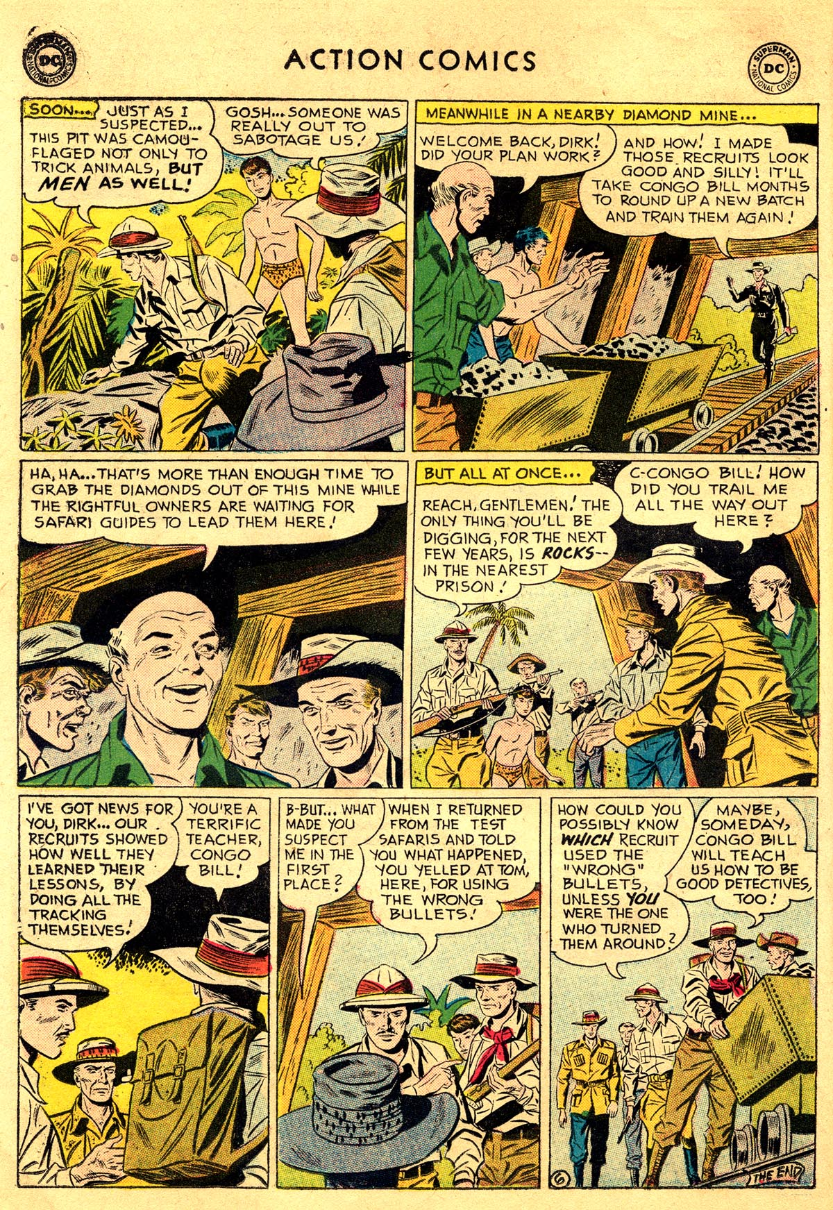 Read online Action Comics (1938) comic -  Issue #225 - 22
