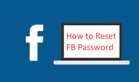Reset My Facebook Account Password