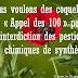 """CROQUONS NATURE RELAIE   """"L'APPEL DES 100"""""""