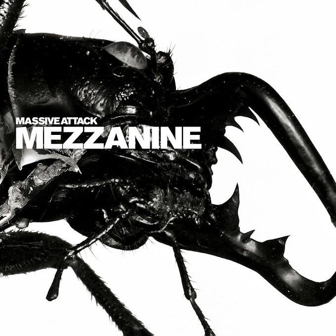 Massive Attack - Mezzanine (Deluxe) [iTunes Plus AAC M4A]