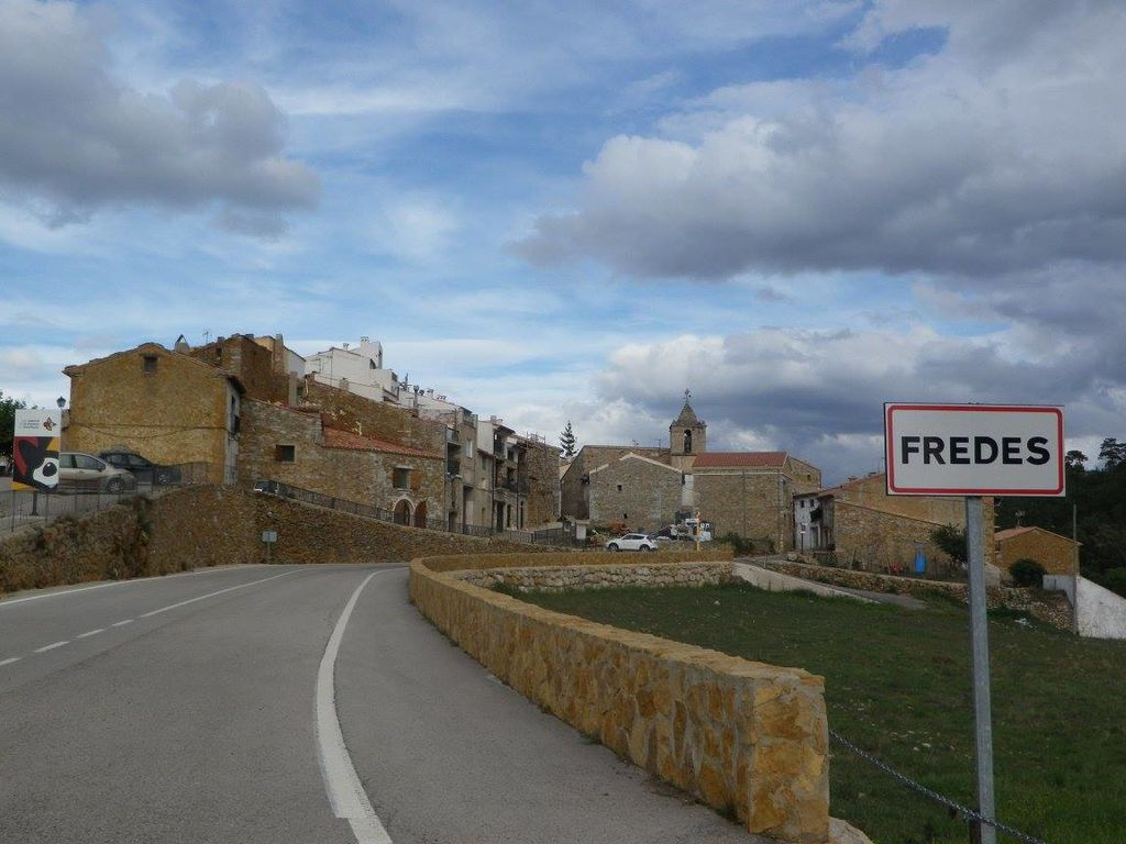 Fredes, province of Castellón, Spain
