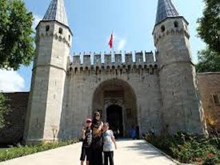 Gambar Wisata Turki Topkapi Palace