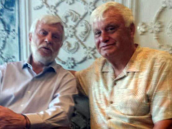 Συνάντηση Τατούλη με τον ομογενή Γεώργιο Ζέρβα
