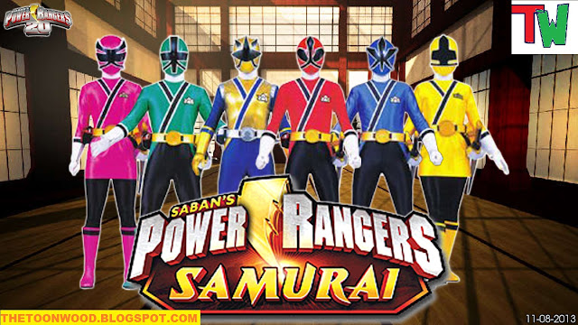 Watch Power Rangers Samurai Episodes in Hindi [HD 720p] [Nick/Sonic]