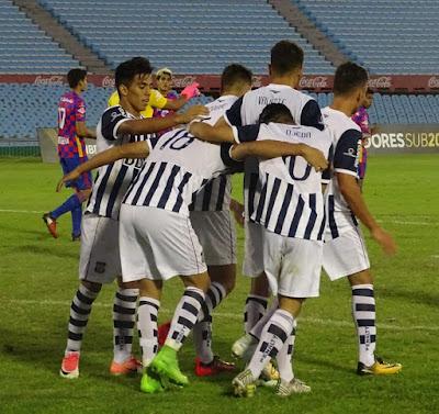 Talleres a paso firme en la Copa Libertadores Sub20.