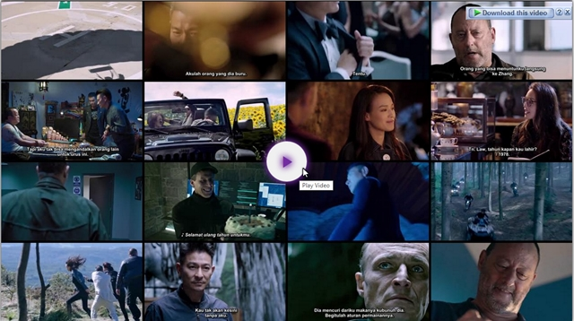 Screenshots Download Film Gratis The Adventurers (2017) BluRay 480p MP4 Subtitle Indonesia 3GP Nonton Film Gratis Free Full Movie Streaming