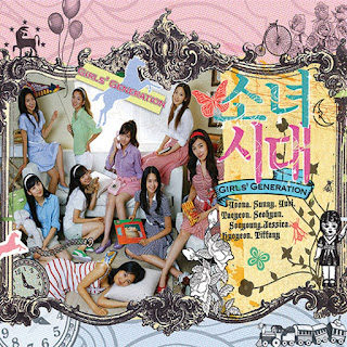 Girls' Generation – Into The New World Albümü