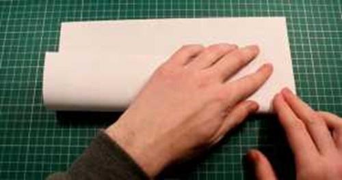 Cách làm súng giấy bắn phát một chính xác 8