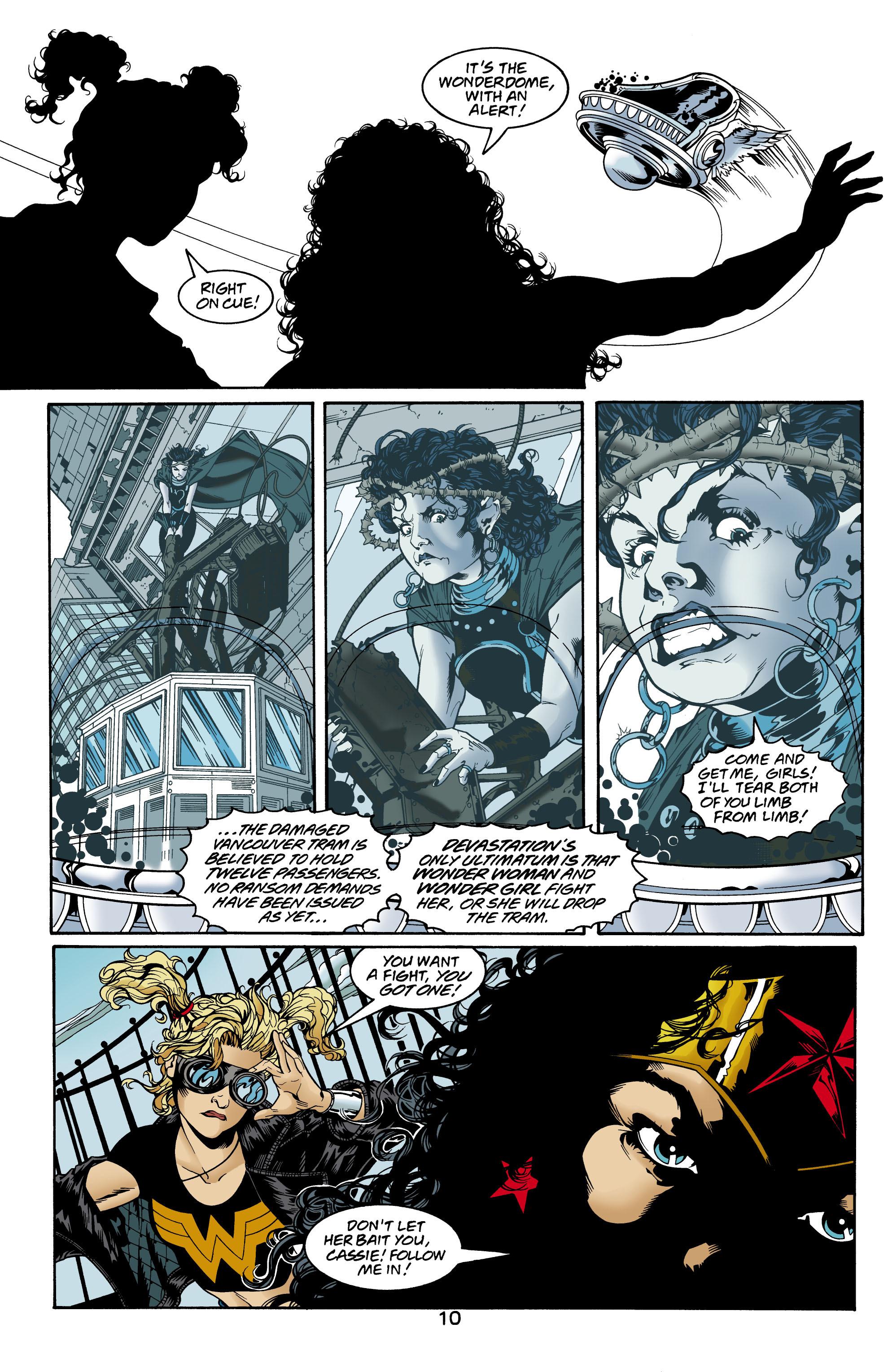 Read online Wonder Woman (1987) comic -  Issue #157 - 11