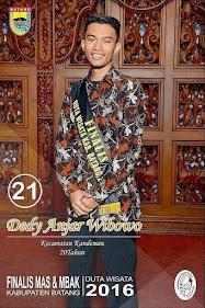 Dedy Anjar Wibowo Kecamatan Kandeman