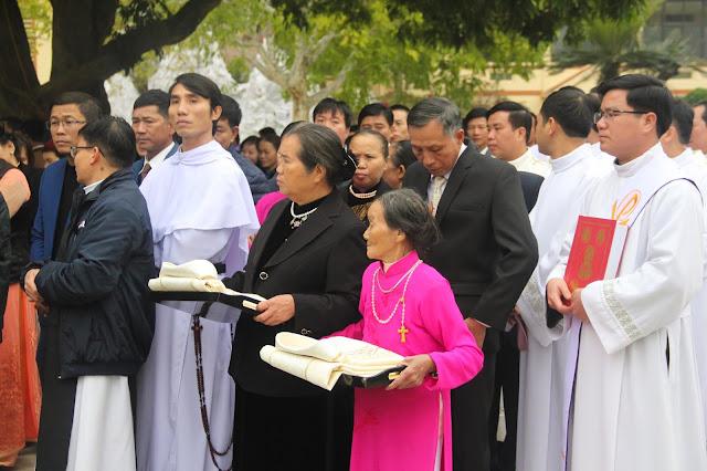 Lễ truyền chức Phó tế và Linh mục tại Giáo phận Lạng Sơn Cao Bằng 27.12.2017 - Ảnh minh hoạ 75