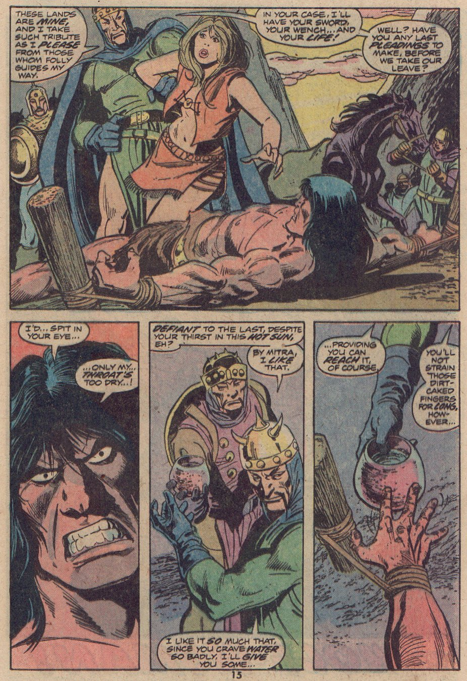 Conan the Barbarian (1970) 48 Page 9