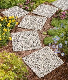 Make your garden stunning and distinctive with decorative pieces