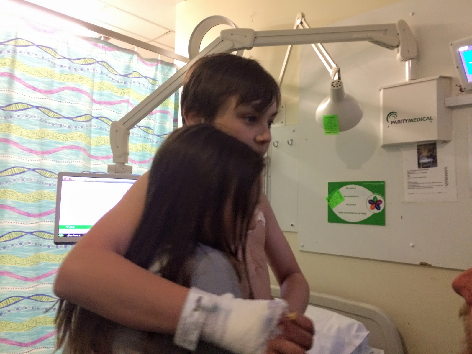 , Our Experience of NHS Care for Heart Children