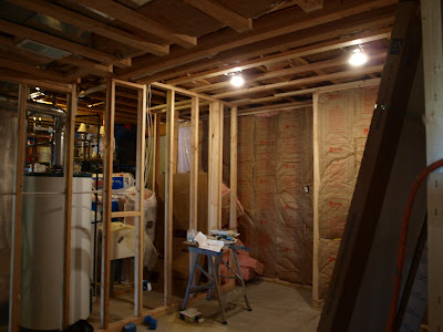 My Home: Our Basement Renovation