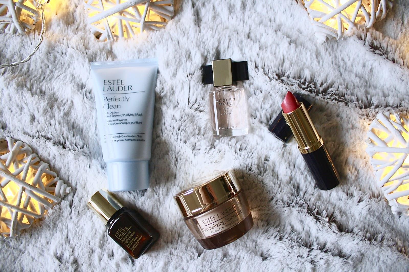 Estee Lauder Skincare Samples