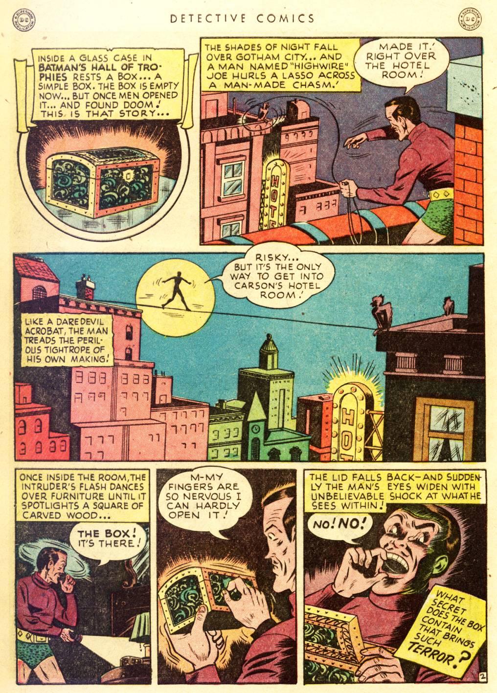 Detective Comics (1937) 130 Page 3