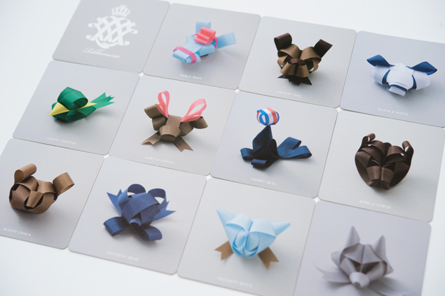 He Developed A Method Of Making Animals From Ribbons After Lot Experimentation His Explanation Is Quintessentially Japanese The Secret Was To Create
