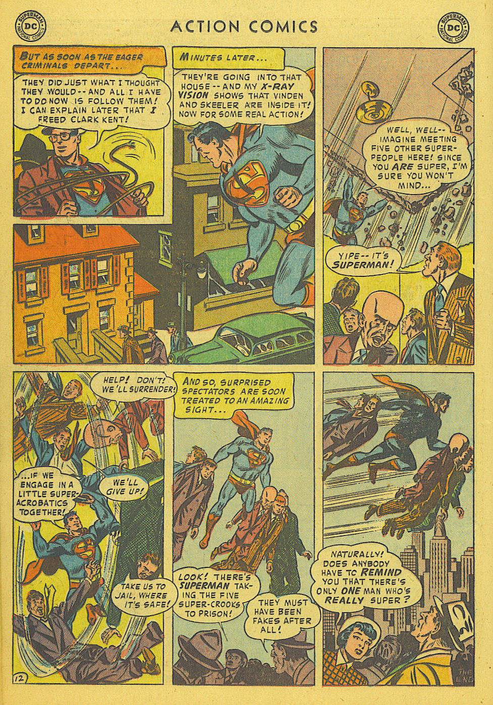 Read online Action Comics (1938) comic -  Issue #175 - 14