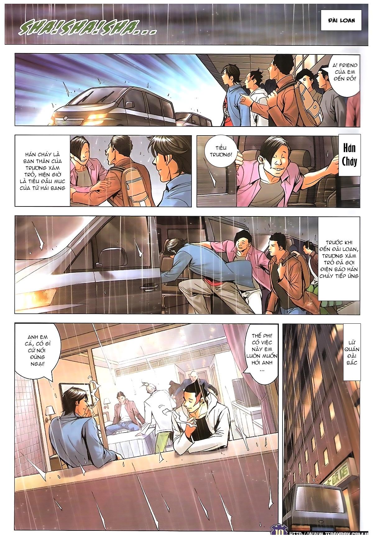 Người Trong Giang Hồ - Chapter 1605: Đại Phi đàm phán - Pic 8