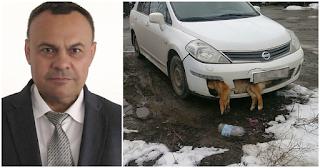 Γιατρός τράκαρε με κουτάβι και οδηγούσε για μέρες με το ζώο κολλημένο στον προφυλακτήρα του αυτοκινήτου του