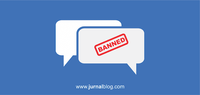 Cara Banned Komentator Spam di Blogger