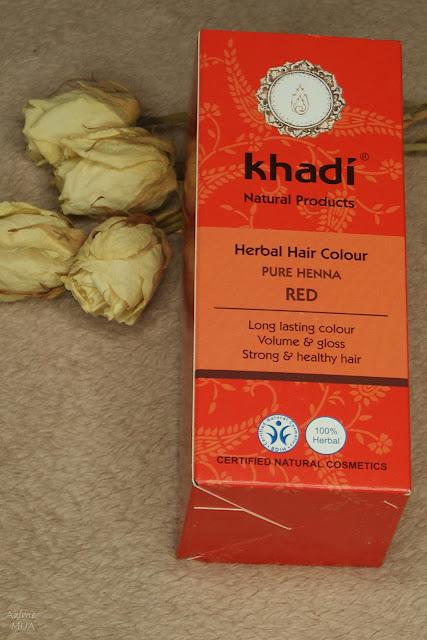 [261.] Henna Khadi zamiast farby chemicznej. Co z tego wyszło?