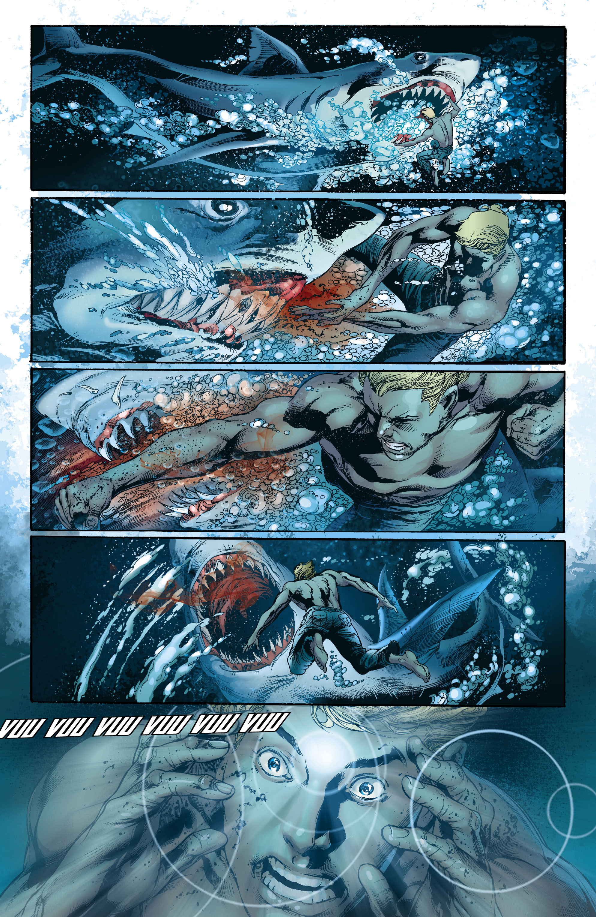 Read online Aquaman (2011) comic -  Issue #0 - 8