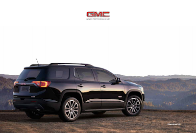 Downloadable 2017 GMC Acadia Brochure