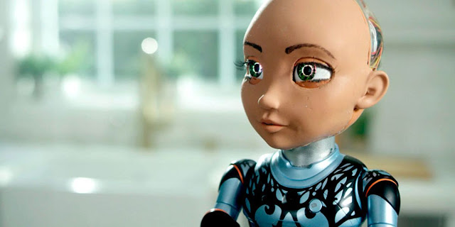 Little Sophia a robot buddy that promises to teach kids to code
