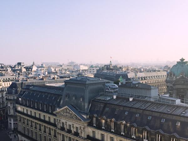 carte postale #7 : PARIS / Grands Boulevards et Le Marais