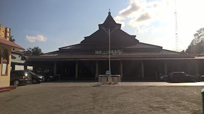 Masjid Agung Kauman Kebumen