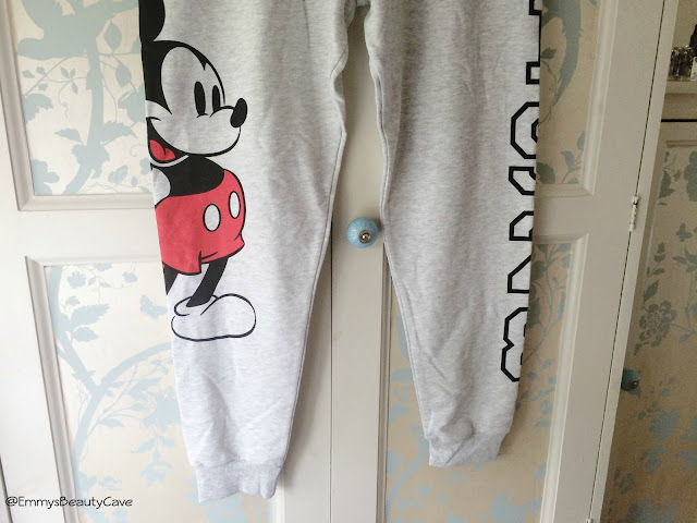 Primark Mickey Mouse Jogger Bottoms