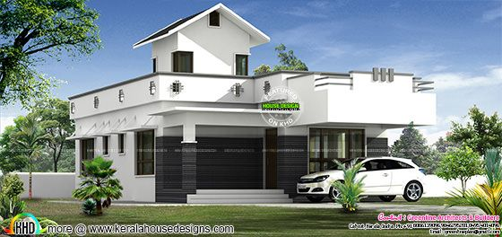 1000 sq-ft 15 lakhs budget home