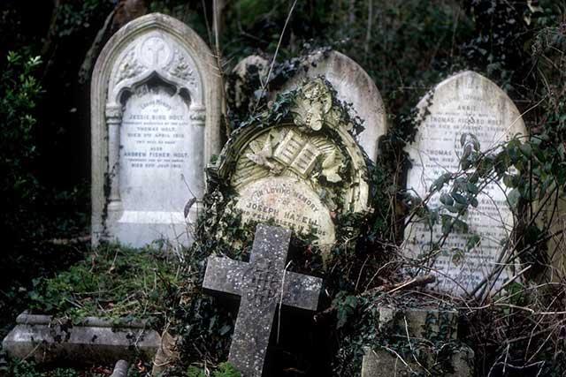 Pemakaman Highgate Vampire