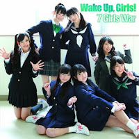 7 Girls War -  Wake Up, Girls! Limited Edition Cover
