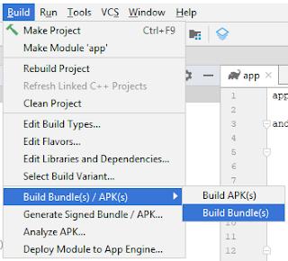 Road to App Bundle and Bundletool